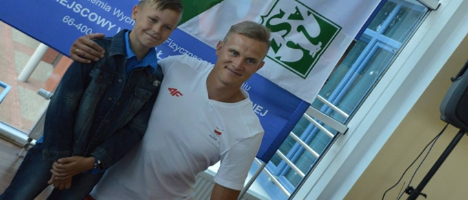 Zbyszek Schodowski na podium Mistrzostw Europy!