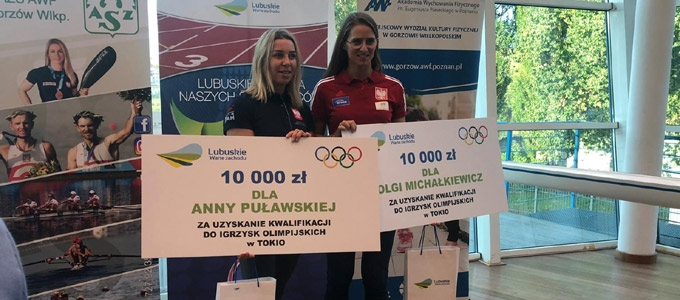 Nagrody dla Anny Puławskiej i Olgi Michałkiewicz