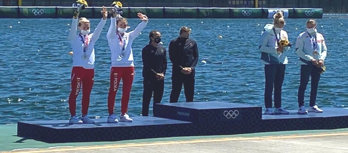 Mamy srebrny medal Igrzysk Olimpijskich Tokio 2020!
